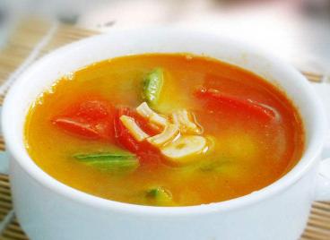 丝瓜番茄汤的做法 丝瓜和番茄能一起吃吗
