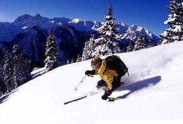 滑雪健身有哪些好处