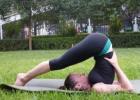 瑜伽吸气呼气的方法