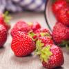 长相畸形的草莓能吃吗 反季节水果不安全