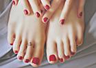 分享几个治疗脚气的小偏方