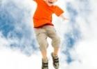 运动让孩子更健康