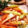 杮椒炒嫩玉米的做法