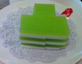 绿豆糕的做法 自制清凉解