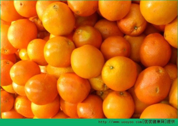 橙子有什么金沙国际娱乐网址?橙子金沙国际娱乐网址价值有哪些?(2)