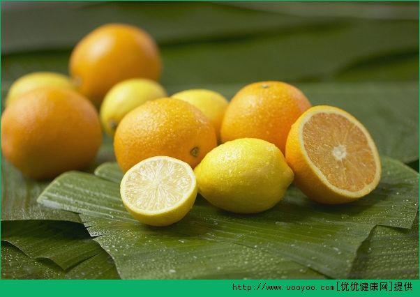 柠檬和橙子的区别?柠檬和橙子哪个vc含量高?(5)