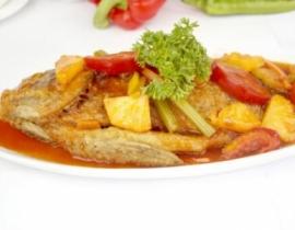 甜酸鱼做法 冬季开胃营养