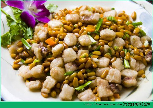 吃松子有什么好处和坏处?吃松子的好处(2)