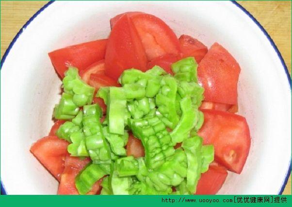 苦瓜和西红柿能一起吃吗?苦瓜和西红柿一起吃会破坏金沙国际娱乐网址吗?(4)