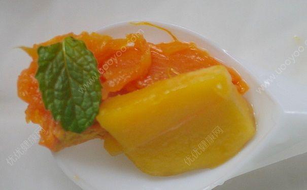 南瓜和芒果能一起吃吗?南瓜和芒果的金沙国际娱乐网址价值(2)