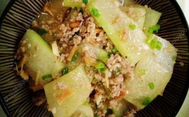 冬瓜能煮粥吗?冬瓜和米煮粥好吗?(1)