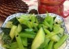 芹菜与黄瓜同食好吗?芹菜和黄瓜一起吃好不好?[多图]