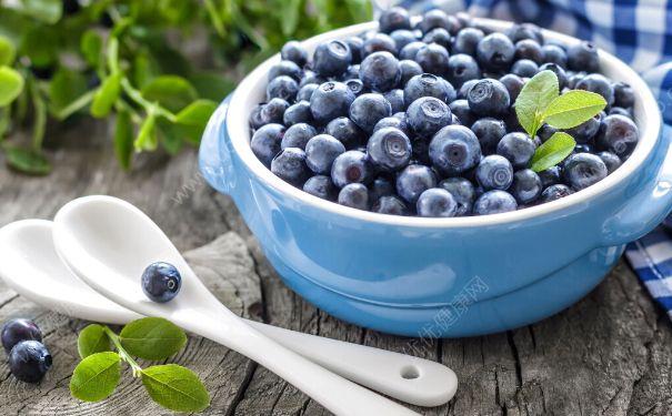蓝莓的热量高吗?蓝莓的热量是多少?(1)
