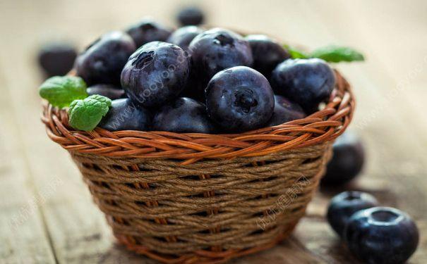 蓝莓的热量高吗?蓝莓的热量是多少?(4)