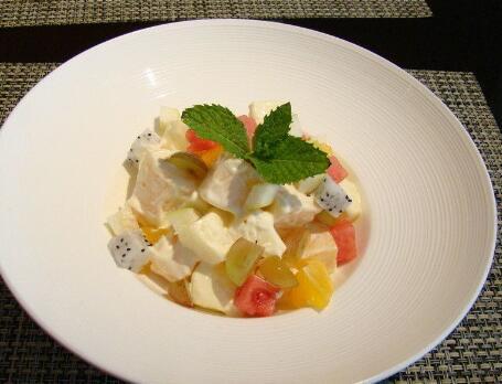 苹果沙拉的做法 夏季营养减肥食谱