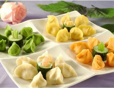 虾仁饺子做法 老少补钙食谱