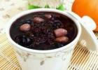 黑米红豆红枣粥做法 夏季不失营养粥