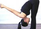 减肥瑜伽瘦腿效果惊人 让你拥有迷人的双腿